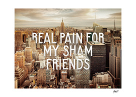 25th Hour – Real Pain For My Sham Friends – Mikael Kaiser
