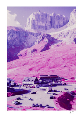 Dolomites in Infrared #6