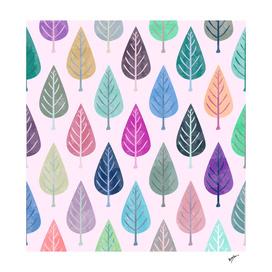 Forest Pattern VI
