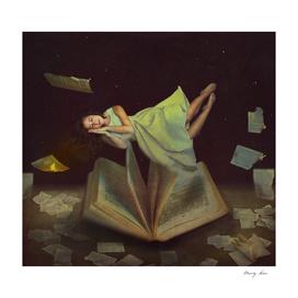 Fading into a Good Book
