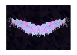 Angelic - Low Poly 3D Abstract