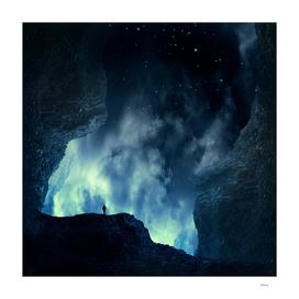 spaces XVIII - at night