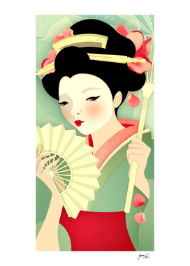 Geisha: Rose