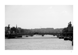 Le Seine - Paris