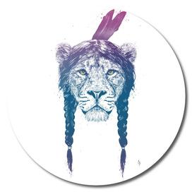 Warrior lion II