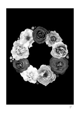 Rose wreath I