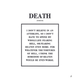 Death Text