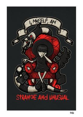 Lydia The Strange