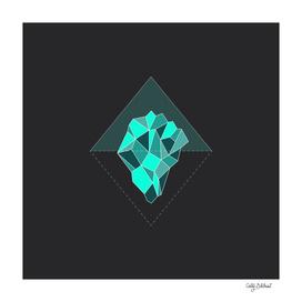 Enchanted Iceberg - Serenity