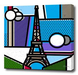 France: Eiffel Tower