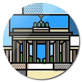 Germany: Brandenburg Gate