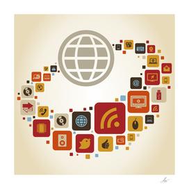Global world