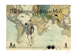 The League of Brave Men