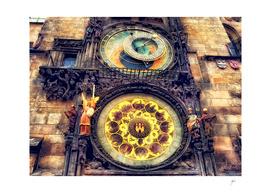 Prague Clock Orloj