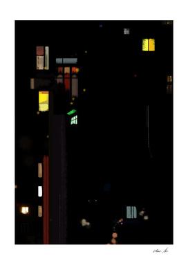 The warm night