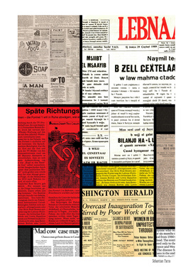 Mondrian News