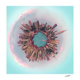 New York City mini world