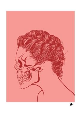 Skull Girl 4