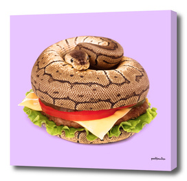 HAMBURGER SNAKE