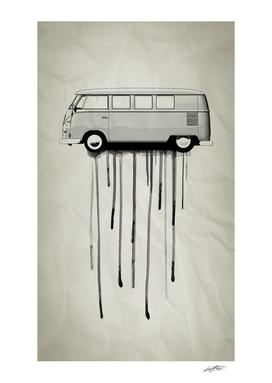 VW kombi drip