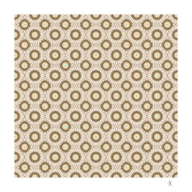 Pattern with Round Elements 2