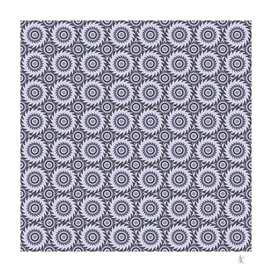 Pattern with Round Elements 3