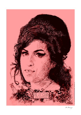 The 27 Club - Winehouse