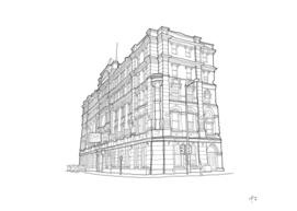 Corys building, Cardiff, UK