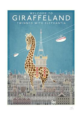 Giraffeland