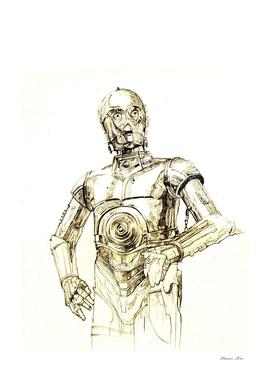 C3PO sketch
