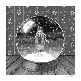 The Girl in the Snow Globe