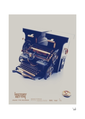 History Retype (Grand Type Recorder)