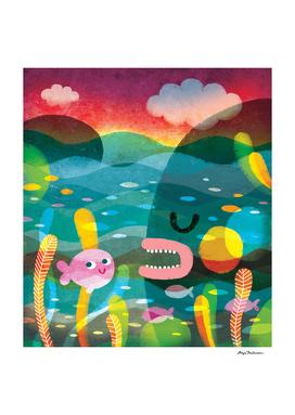 Underwater Talks