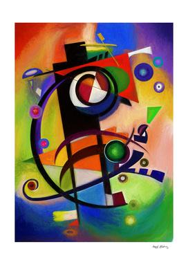 Kandinsky style