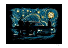 Supernatural Night