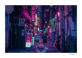 Tokyo Bloom - Omoide Yokocho