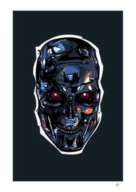 Terminator Head 2