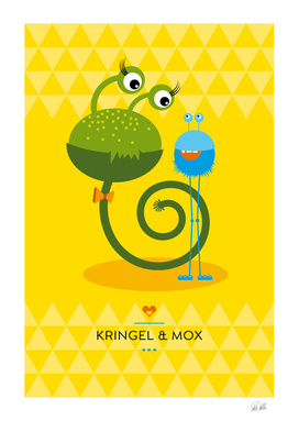 Kringel and Mox