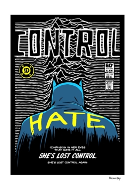 Post-Punk Dark Knight: Control