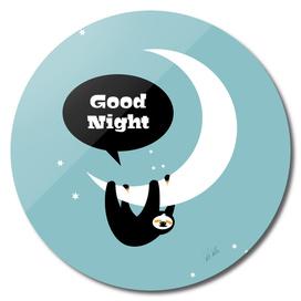 Good Night Little Sloth