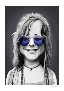 Janis Joplin Purple Glasses