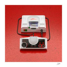 Sasfepu NEC PC Engine