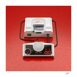 Sasfepu NEC PC Engine