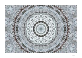 Snow Mandala