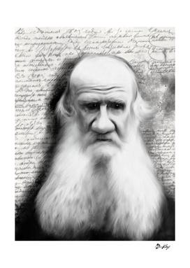 Pen artists: Leo Tolstoy