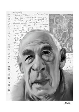 Pen artists: Henry Miller