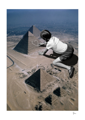Pyramid Love