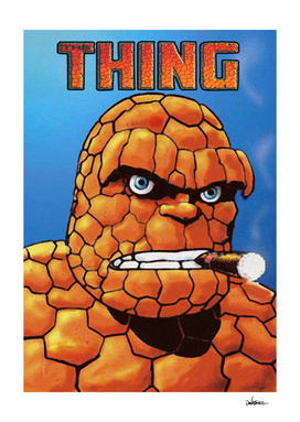 Marvel: Fantastic Four's The Thing