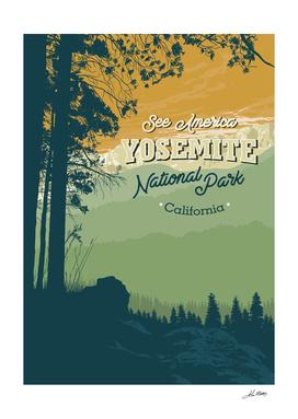 See America – Yosemite National Park