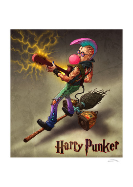 HARRY PUNKER